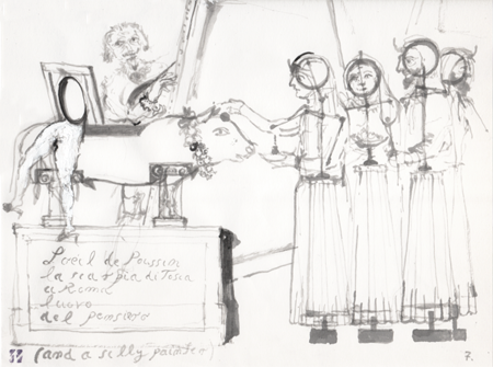 07 L´oeil de Poussin, la scarpia de Tosca a Roma