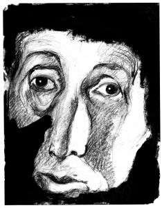 Virginia Woolf. Dibujos width=