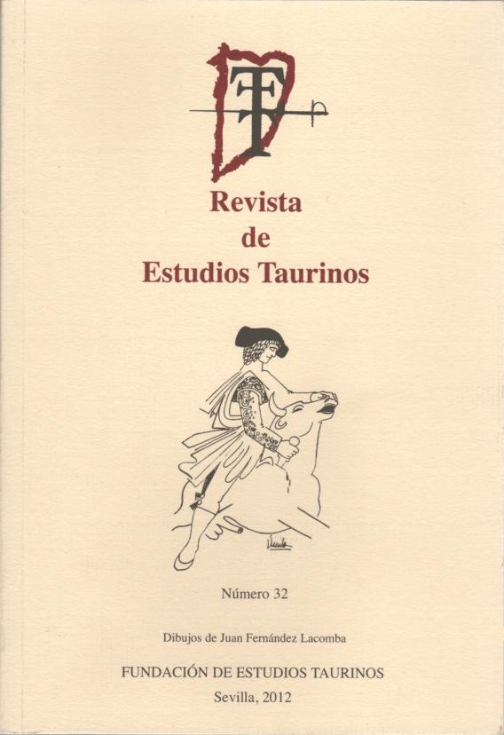 Estudios taurinos